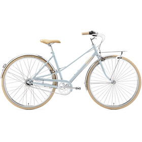 Creme Caferacer Uno 7-speed Dames, seastone